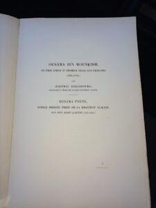 UN ÉMIR SYRIEN POÈTE ( 1095-1188). 1886.