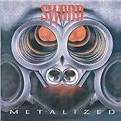 Sword - Metalized (2009)  CD  NEW/SEALED  SPEEDYPOST