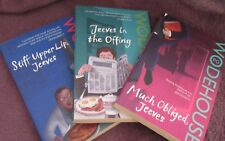 3 @ P G Wodehouse -Stiff Upper Lip, JEEVES Much Obliged & In Offing  NEW in MELB