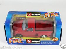 [PF3-52] BBURAGO BURAGO 1/43 STREET FIRE COLLECTION FORD SVT F150 LIGHTNING NEW