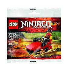 LEGO Exclusive Minifigure - Kai Drifter - Ninjago polybag 30293