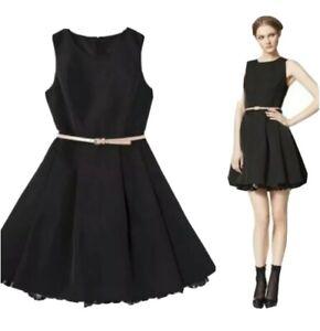 JASON WU x Target 20th Anniversary - Black A Line Cocktail Dress - NWT - Large