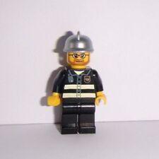 LEGO Minifiguren boat002 LEGO®-Minifigur City Figur Zipper Feuerwehrmann mit Helm aus Set 4020 Baukästen & Konstruktion
