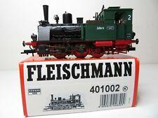 217HO - Fleischmann HO 401002 k - Tenderlok T3 Zeche Zollern - DSS - top in OVP