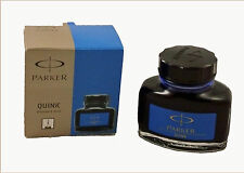 Parker Quink Fountain Pen Ink Washable Blue (30061-00)