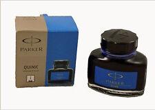 Parker Quink Fountain Pen Ink Washable Blue (30061-00)
