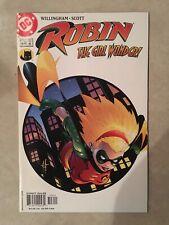Robin #126 (2004) 1st App Stephanie Brown as Robin