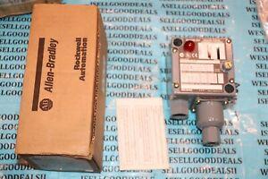 Allen Bradley 836T-T253JX15 Pressure Control New