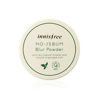 [INNISFREE] No Sebum Blur Powder - 5g ROSEAU