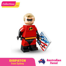 GENUINE LEGO Disney Minfigure - Mr Incredible - 71012 #13 - Fast FREE Shipping!!