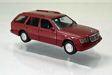 Herpa 038553 Mercedes-Benz E 320 T-Modell ( W124 Facelift 1993) almadinrot met.