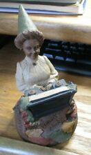 Tom Clark 1990 Tgif Friday Teacher or Secretary at Typewriter Euc