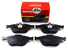 MINTEX FRONT AXLE BRAKE PADS FOR FORD FIESTA V MDB2793 (REAL IMAGE OF PART)