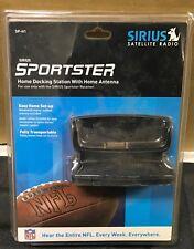 Sirius SP-H1 Sportster Home Kit Home Docking Station w/ Home Antenna NIB
