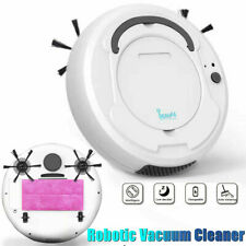 Self Navigated Rechargeable Smart Robot Vacuum Cleaner Auto Sweeper Sensor Edge