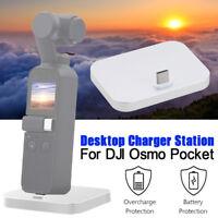 Dock Desktop Charger Station Charging Stand Cradle Station for DJI Osmo Pocket #