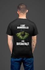 Gym T shirt Body building Rag Top Birthday Gift Men Women Body builder muscle