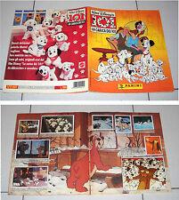 Album LA CARICA DEI 101 Walt Disney 1995 Panini COMPLETO figurine stickers