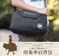 Anime Violet Evergarden Cosplay Shoulder Bag Student Messenger Bag School Bag