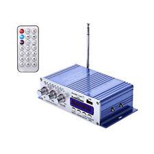 Hy-502S Bluetooth Car Power Amplifier Hi-Fi Stereo 2x20W Fm Audio Digital Player