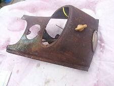 Miele K52/2: Maske Gabel Lichtschalter Verkleidung Bj.1966 evt. K50s K51
