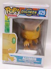 Funko Pop! Animation Figur Digimon Agumon #429 Vinyl Größe ca. 9cm NEU