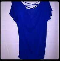 XS Life Blue Express Shirt