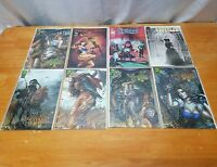 Big Dog Ink Lot Of 8 Comics The Legend of OZ, The Wicked West, Ursa Minor