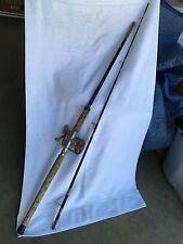 Fishing Rod and Reel with Penn Jig Master 500