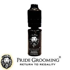 PRIDE GROOMING 10ml Beard Moustache Conditioning Essential Oil Vetiver Cardamom