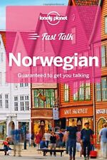 Norwegian Fast Talk Phrasebook Lonely Planet 2018