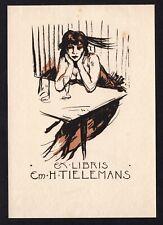 39)Nr.148-EXLIBRIS- Henri Thomas