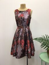 REVIEW Floral Dress - Labelled Size 8