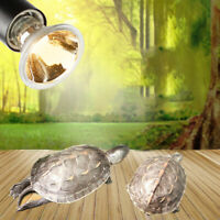 UVA+UVB 3.0 Heating Light Bulb Lamp for Reptile Turtle Lizards Basking 25/50/75W