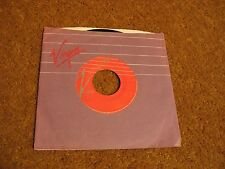 Simple Minds/ Don't You Forget About Me/ Virgin/ 1985/ Canada/ Blank Label Rare