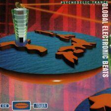 Various Electronica(CD Album)Global Electronic Beats De Distance-Distan-New