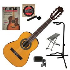 Ibanez GA1 1/2 Size Classical Guitar GUITAR ESSENTIALS BUNDLE