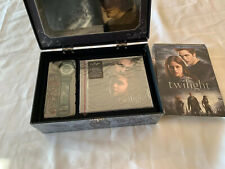 Rare Twilight Blu Ray Jewelry Box Gift Set Watch Bracelet Read Description
