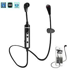 Stereo Bluetooth Headset Earphone HD Voice Headphone For LG G2 G3 Nokia 520 630
