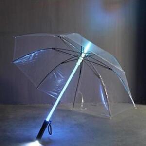 7 Color LED Light Saber Umbrella