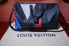 Louis Vuitton Keepall Bandouliere 45 America's Cup Boston Bag Monogram Handbag