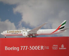 Herpa Wings 1:500 Boeing 777-300ER Emirates A6-EQA 518277-004 Modellairport500