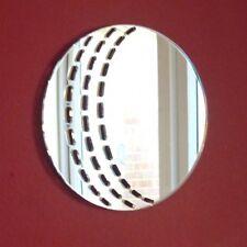 Cricket Ball Acrylic Mirror (Several Sizes Available)