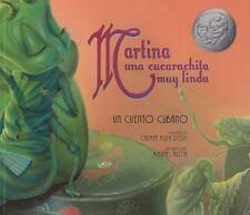 Martina una cucarachita muy linda: Un cuento cubano (Spanish Edition), Deedy, Ca