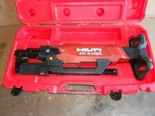 Hilti Dx 9 Hsn Powder Actuated Nail Gun Metal Roof Fastener Gun