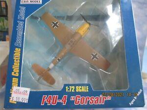 MRC Easy Model 1:72 F4U-4 Corsair #37237