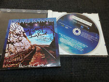 "LYNYRD SKYNYRD signed Autogramme auf ""EDGE OF FOREVER"" CD  SELTEN   LOOK"