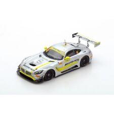 Spark 43MC17 - Mercedes AMG Macau N°48 Academy Vainqueur FIA GT World Cup 1/43