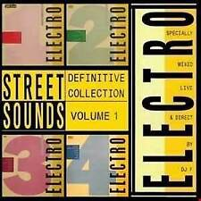 Street Sounds Electro : The Ultimate Collection Vol 1-22 inc UK Fresh & more!!.