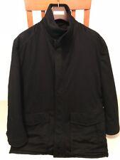 Tom ford black cashmere jacket lambskin details  Size 58